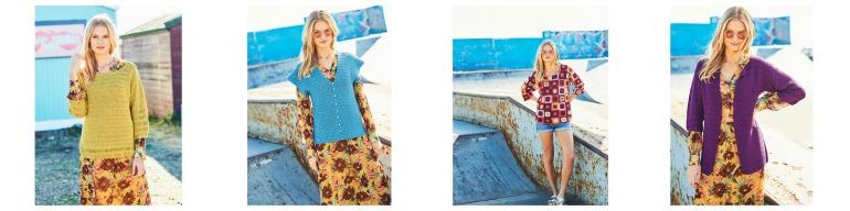 Linen Drape Collage